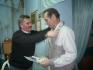 Wr�czenie Z�otej Odznaki panu Henrykowi Czu�kowskiemu